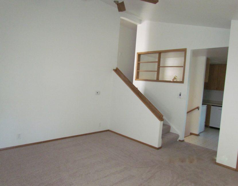 Livingroom reverse view